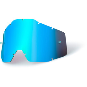 100% Replacement Lenses Kids blue / mirror